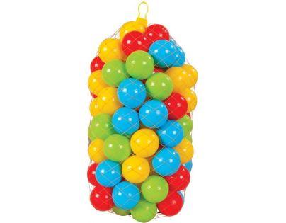 Pilsan Toys Pytel plastových 9cm míčků 100ks