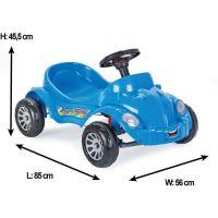 Pilsan Toys šlapadlo Happy Herby modré 3