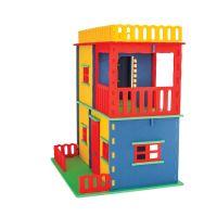 Pilsan Toys Stavebnice Poly mega domeček 2