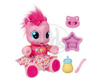 Hasbro - My little Pony - Pinkie Pie - mluvící a chodící miminko 29208