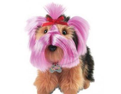 Pinky pes - interaktivní