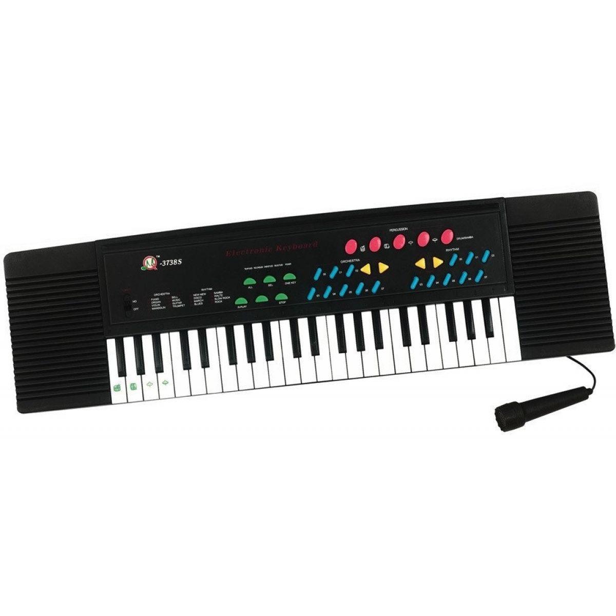 Piáno 37 kláves