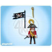Playmobil 4690 - Pirát s vlajkou 2