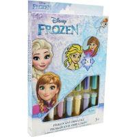 Hama Pískování obrázků 2 v 1 Ledové království Elsa a Anna 2v1