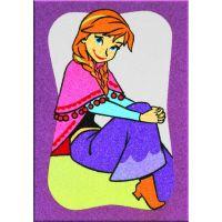 Hama Pískování obrázků 2 v 1 Ledové království Anna a Elsa 5