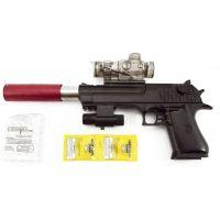 Pistole 33cm na vodní kuličky s náboji 9 - 11 mm