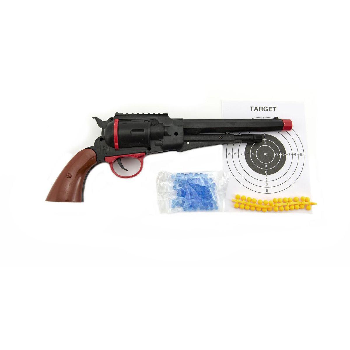Pistole na měkké a vodní kuličky o průměru 6 mm TEDDIES
