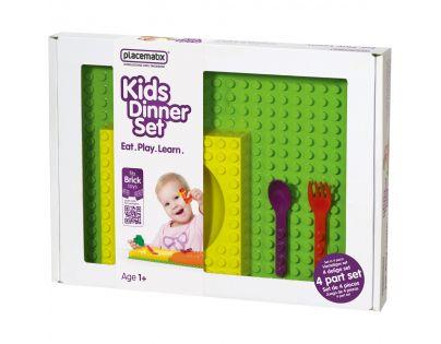 Placematix Jídelní set Kids set 4 gift box