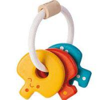 Plan Toys Chrastítko s klíči
