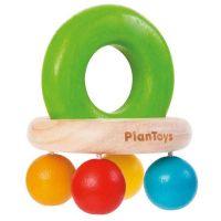 Plan Toys Chrastítko s korálky