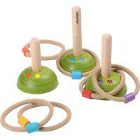 Plan Toys Házení kroužků louka