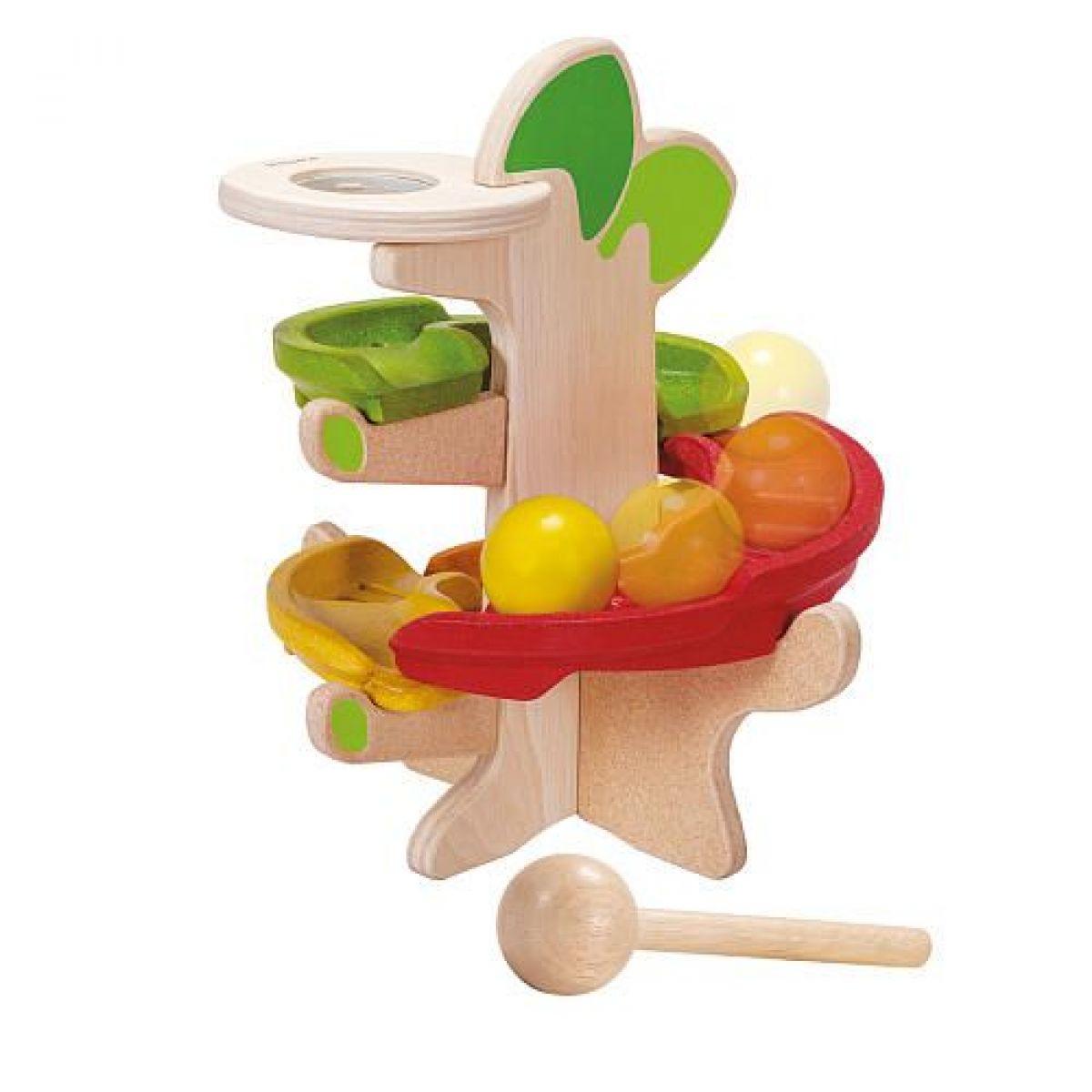 Plan Toys Dráha pro míček Strom