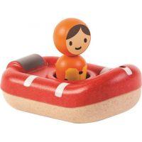 Plan Toys Loď pobřežní hlídky