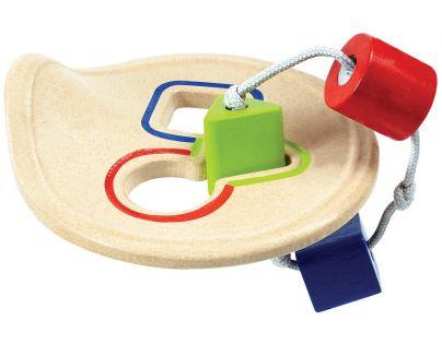Plan Toys Prostrkávadlo Tvary