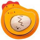 Plan Toys  Puzzle Životní cyklus kuřete 3