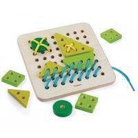 Plan Toys Šněrovací tabulka