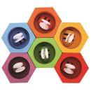 Plan Toys Včelí úly 2
