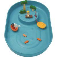 Plan Toys Vodní hra s jezírkem 2