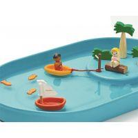 Plan Toys Vodní hra s jezírkem 3