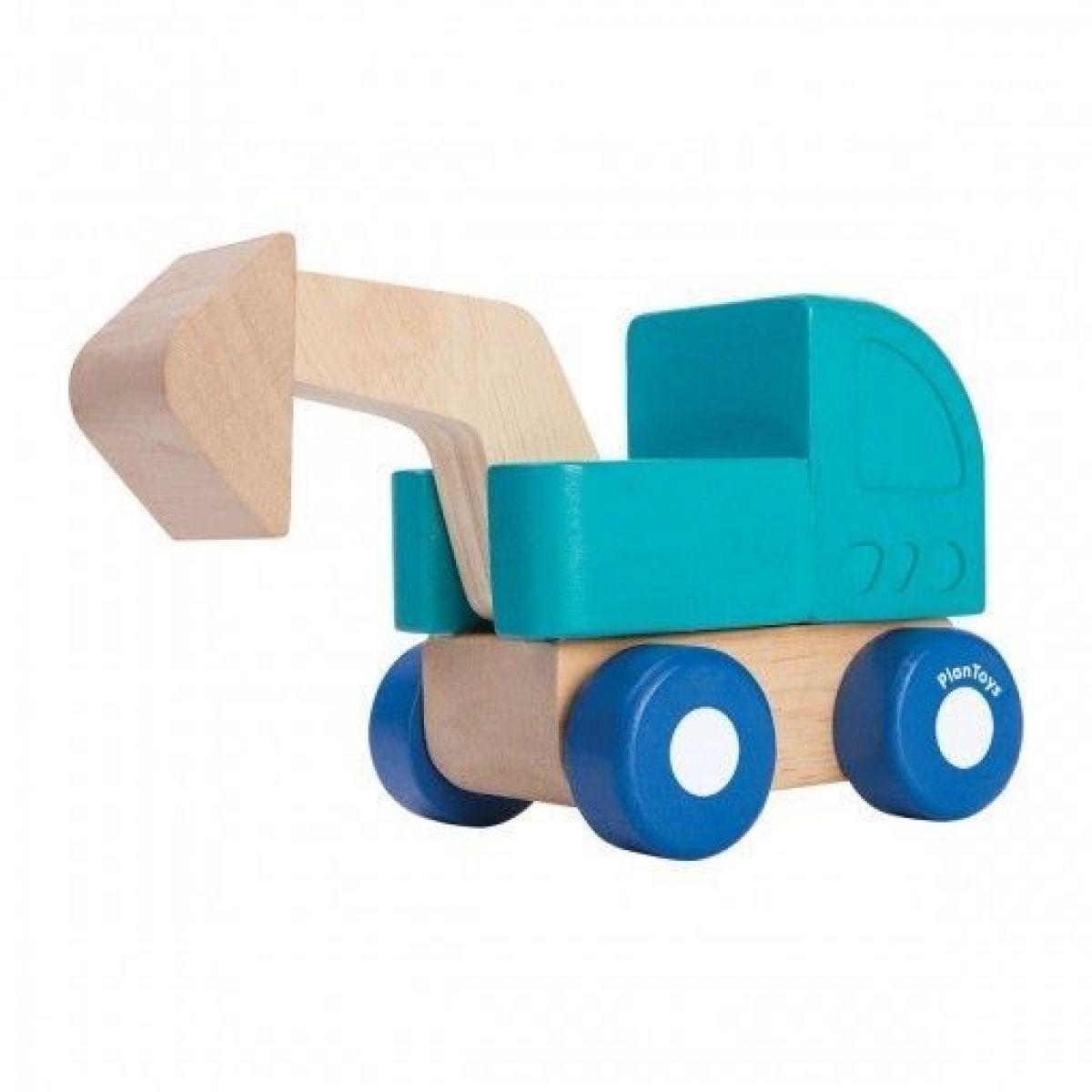 PlanToys Mini bagr