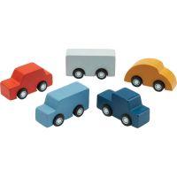 PlanToys Sada mini autíček