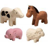 PlanToys Set Zvířata z farmy