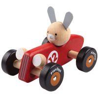 PlanToys Zajíc závodník