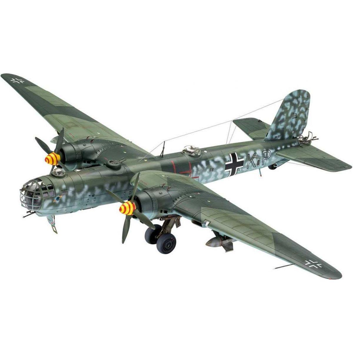 Revell Plastic ModelKit lietadlo 03913 Heinkel He177 A-5 Greif 1:72