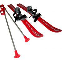 Plastkon Baby Ski Dětské lyže 70cm 2012 PP červená
