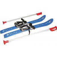 Plastkon Baby Ski Dětské lyže 90cm 2012 PP modrá