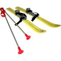 Plastkon Baby Ski Dětské lyže 70 cm 2012 PP žlutá