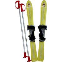 Plastkon Baby Ski Dětské lyže 70cm 2012 PP žlutá 2