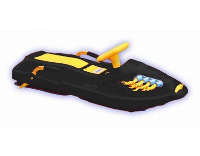 Plastkon Boby Snow Boat - Černé