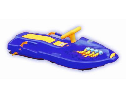 Plastkon Boby Snow Boat - Modré