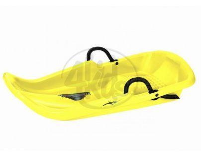 Plastkon Boby Twister - Žlutá