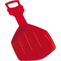 Plastkon Lopata sáňk.Klaun červená