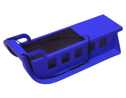 Plastkon Sáně plastové Kamzík - Modrá