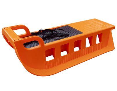 Sáně plastové Kamzík Oranžová
