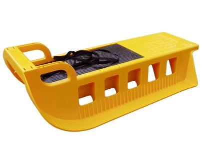 Plastkon Sáně plastové Kamzík - Žlutá