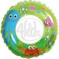 Intex 59242 Plavací kruh Ocean - Zelená