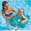 Plavací kruh Zvířátka Intex 58221 - Krokodýl 2