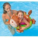 Plavací kruh Zvířátka Intex 58221 - Opička 2