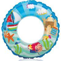 Intex 59242 Plavací kruh Ocean - Modrá