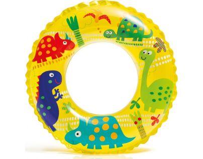 Intex 59242 Plavací kruh Ocean - Žlutá