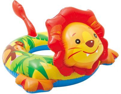Intex 58221 Plavací kruh Zvířátka - Lev