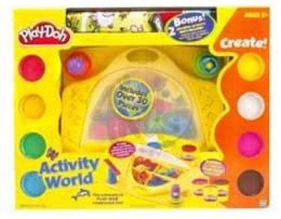 Play-Doh 12063 Activity Set Hasbro