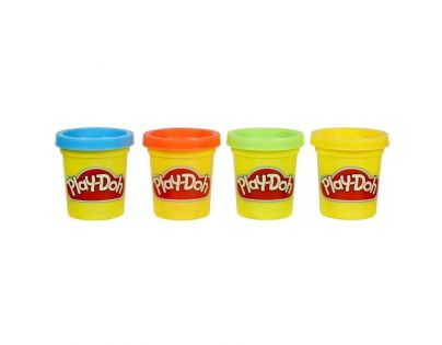 Play-Doh 4 mini kelímky