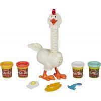 Play-Doh Animals Kvokající slepička