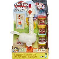 Play-Doh Animals Kvokající slepička 6