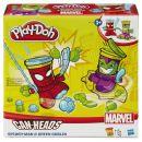 Play-Doh Avengers Kelímky ve tvaru hrdinů - Spider-Man a Green Goblin 2
